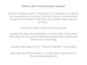 dardos-rules