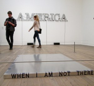 Glenn Ligon: Encounters and Collisions - Tate Modern Museum, London