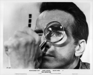 Montgomery Clift In 'The Defector'
