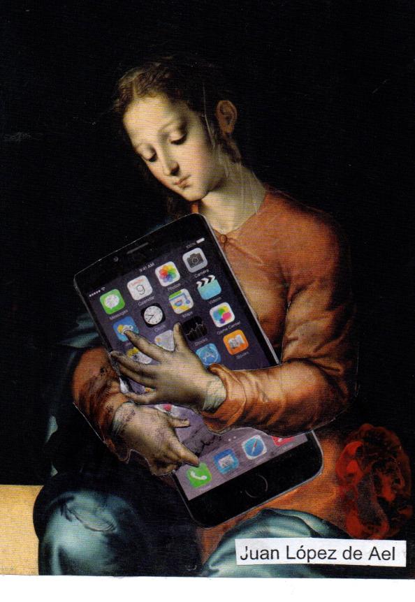 virgen iPad