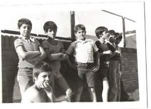 Laxe 1979 - los de Cacabelos