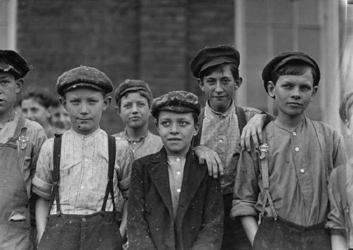 victorian boys