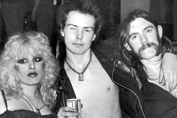 Nancy-Spungen-and-Sid-Vicious-and-Lemmy